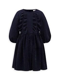 9f9184931b34e1 QUICK VIEW. David Charles. Little Girl's Sparkle A-Line Dress