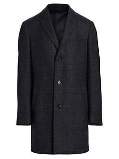 24263add077 Peacoats, Overcoats & Topcoats For Men | Saks.com