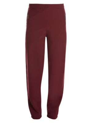 Neil Barrett Double Stripe Retro Track Pants