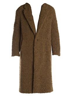 1a29edc60fc QUICK VIEW. Neil Barrett. Oversized Eco Fur Coat