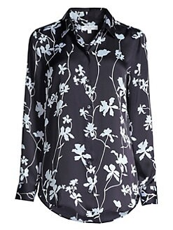 1fbd06ee1f2 Equipment. Essential Floral Print Blouse