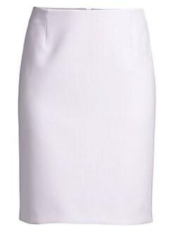 630030b39 QUICK VIEW. BOSS. Vileana Ponte Pencil Skirt