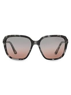 585f77c4f8 QUICK VIEW. Prada. Heritage 58MM Square Sunglasses
