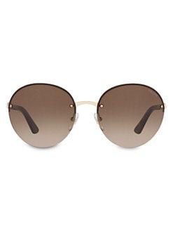 2993fe985a Prada. Heritage 61MM Round Sunglasses