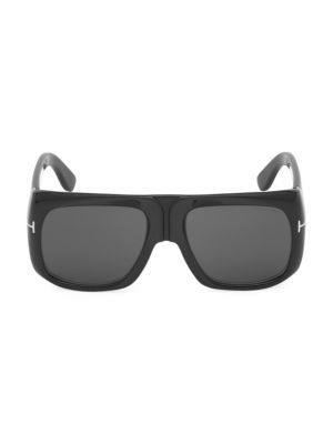 Tom Ford Gino 60mm Square Sunglasses