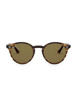3891f82e7 QUICK VIEW. Ray-Ban. RB2180 Highstreet Round Sunglasses