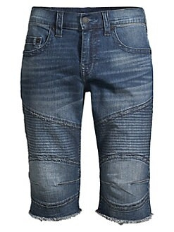 e4c4970c95 Product image. QUICK VIEW. True Religion. Ricky Moto Denim Shorts. $119.00