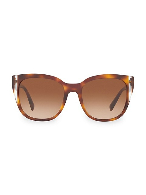 Legacy 54MM Tortoiseshell Sunglasses