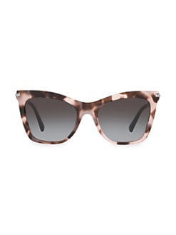 1ff4766dbc Valentino. Legacy 54MM Square Sunglasses