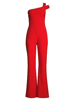 Maxson One Shoulder Jumpsuit by Likely