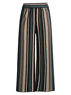 4ddd93f02eedf M Missoni. Stripe Trousers