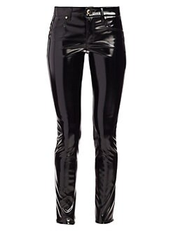 dd23c80f7c01c6 Leather & Faux Leather Pants For Women | Saks.com