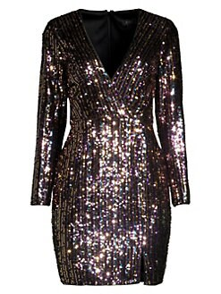 7dcfcc56edb Party Dresses: Sequin, Lace, Cutout & More | Saks.com