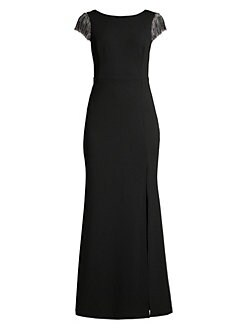30c3203e89 Mother of the Bride Dresses: Lace, Beaded & More | Saks.com