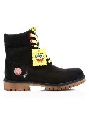 Timberland Premium 6 Boot Black Leopard Exclusive Ankle