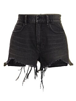 0339d98d16 Sweatpant & Denim Combo Shorts GREY AGED MOSS · Product image. alexanderwang .t