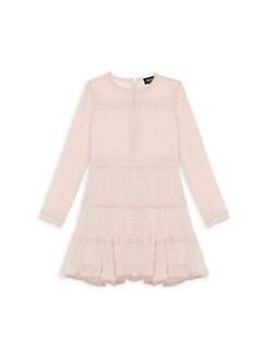 663aaf619c QUICK VIEW. Bardot Junior. Girl s Leyton Dobby Dress
