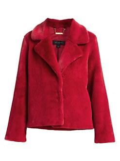 03a1c80cc2a1 St. John | Women's Apparel - Coats & Jackets - saks.com