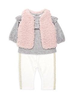 91272b632b56bc Baby Girl Coats & Jackets | Saks.com