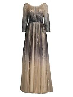 d866af20014 Mother of the Bride Dresses: Lace, Beaded & More | Saks.com