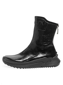 c90c0fa4ea4 Patent Leather Ankle Boots BLACK. QUICK VIEW. Product image