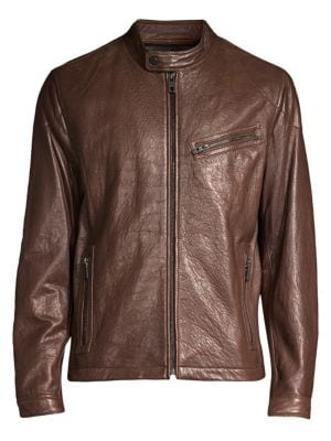Cumberland Jacket Leather Racer Racer Racer Cumberland Cumberland Leather Jacket Leather vY7gI6fybm