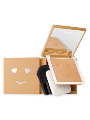 Benefit Cosmetics Women's Hello Happy Velvet Powder Foundation In Neutrals