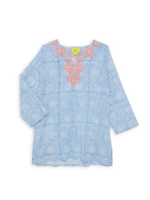Roller Rabbit Little Girl S Girl S Moon Meena Kurta
