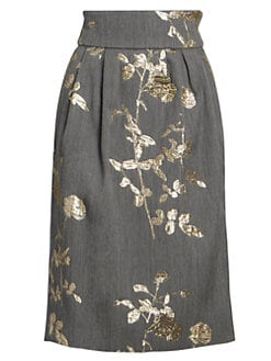 ce4be87caf Skirts: Maxi, Pencil, Midi Skirts & More | Saks.com