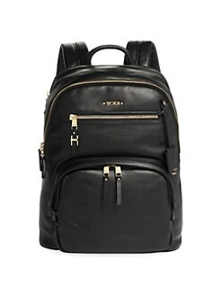 ecdb78fe6adf QUICK VIEW. Tumi. Voyageur Hartford Leather Backpack