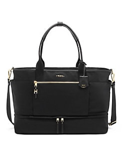 f5c8c0ee9 Voyageur Cleary Weekender Tote Bag BLACK. QUICK VIEW. Product image