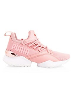 149f69ce660 QUICK VIEW. PUMA. Muse Maia Metallic Sneakers