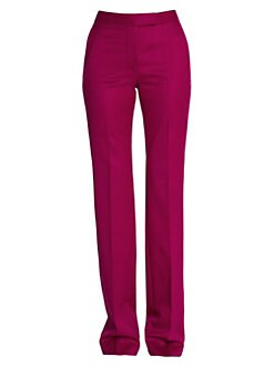 85dbe0ef190f2 Product image. QUICK VIEW. Stella McCartney. Wool Twill Trousers