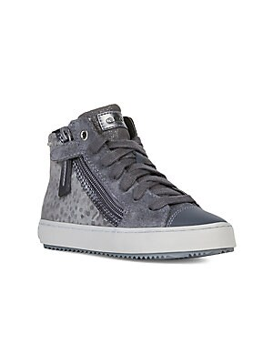 Geox Kid's Kalispera High Top Sneakers