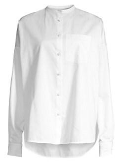 59dfab90745 Women's Collard Shirts & Button Downs   Saks.com