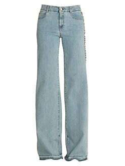 9bf497da13c QUICK VIEW. Stella McCartney. Special Organic Retro Jeans