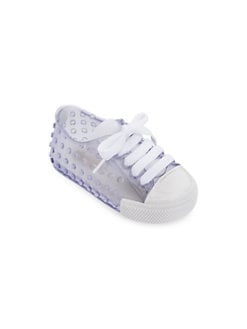 6621d1d6d Product image. QUICK VIEW. Mini Melissa. Baby's & Little Girl's Polibolha  Jelly Sneakers