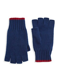 f944a55bf36e2 QUICK VIEW. Saks Fifth Avenue. COLLECTION Cashmere Fingerless Gloves