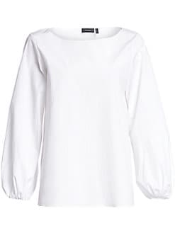 31988b243 Tops For Women: Blouses, Shirts & More | Saks.com
