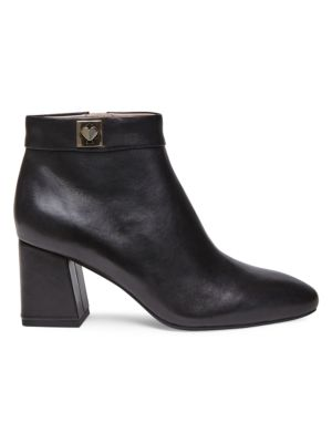 Kate Spade Boots Adalyn Leather Ankle Boots