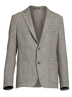 c61a6d32a745 Men - Apparel - Sportscoats & Blazers - saks.com