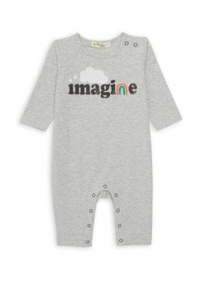 The Bonnie Mob Baby S Imagine Playsuit