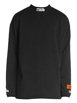 ab0346413d8c T-Shirts For Men | Saks.com