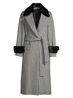 77e44b21d82c Women's Apparel - Coats & Jackets - Wool & Cashmere - saks.com