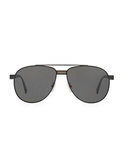 84bc74eff Aviators. Versace - 58MM Aviator Sunglasses