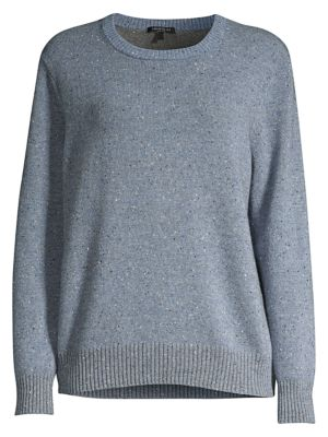 Lafayette 148 New York Vanise Crewneck Sweater