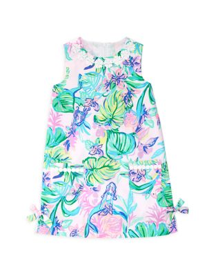 Lilly Pulitzer Kids Little Girl S Girl S Lily Classic Shift