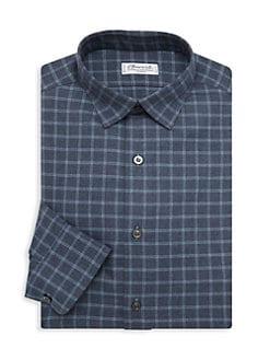 6a747ed1 Dress Shirts For Men | Saks.com
