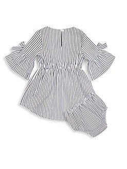 cb6eca460 QUICK VIEW. Habitual Girl. Baby's & Little Girl's Two-Piece Striped ...