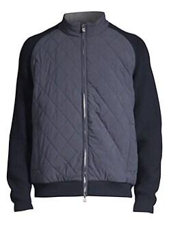 7e5e9b26d Bomber Jackets & Varsity Jackets For Men | Saks.com